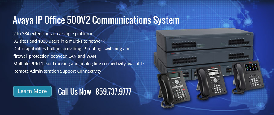 Avaya IP Office 500V2 Communications System